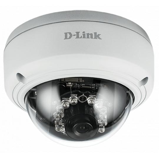 D-Link DCS-4603 WDR kamera 3Mpix, POE