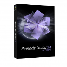 Pinnacle Studio 24 Ultimate (box) CZ Upgrade