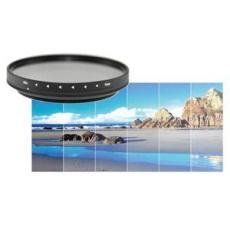 Doerr ND4-400x VARIABLE šedý filtr 67 mm   (+ redukce na 62 mm)