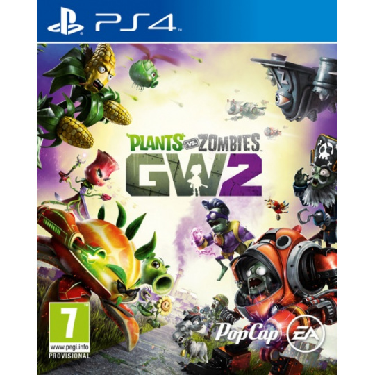 PS4 - PS HITS- PLANTS VS. ZOMBIES: GARDEN WARFARE 2