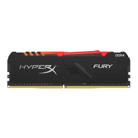 8GB DDR4-3466MHz CL16 HyperX Fury RGB