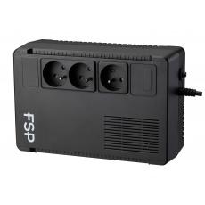 FSP/Fortron UPS ECO 600 FR, 600 VA / 360 W, line interactive
