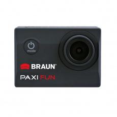Braun Paxi FUN sportovní minikamera (HD, 12MP, pouzdro do 30m)