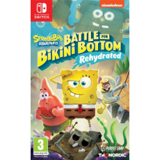 NS - Spongebob SquarePants: Battle for Bikini Bottom - Rehydrated