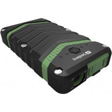 Sandberg přenosný zdroj USB 20100 mAh, Survivor Outdoor, pro chytré telefony, černozelený