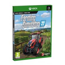 XONE/XSX - Farming Simulator 22
