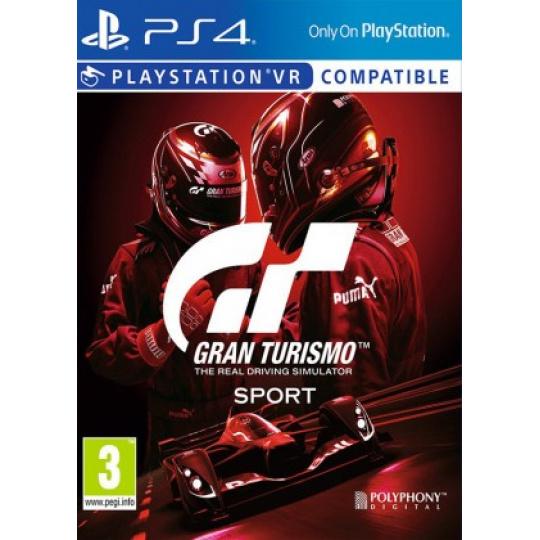 PS4 - Gran Turismo Sport Spec II