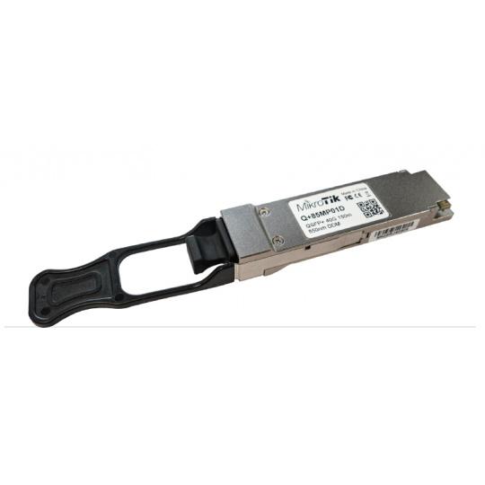 MikroTik QSFP+ optický modul Q+85MP01D 40 Gbps 850nm