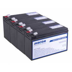 Bateriový kit AVACOM AVA-RBC31-KIT náhrada pro renovaci RBC31 (4ks baterií)