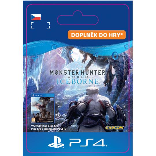 ESD CZ PS4 - Monster Hunter World: Iceborne