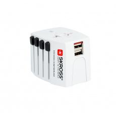 SKROSS MUV USB cestovní adaptér