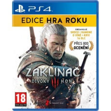 PS4 - Zaklínač 3: Divoký hon - Edice hra roku