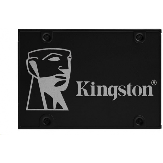"""256GB SSD KC600 Kingston SATA 2,5"""""""