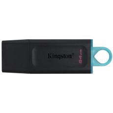 64GB Kingston USB 3.2 (gen 1) DT Exodia modrá