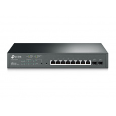 TP-Link T1500G-10MPS 8xGb 2xSFP smart sw. 116W POE+