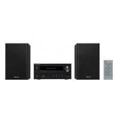 Pioneer X-HM26D mikro systém s CD, USB, BT, DAB černý