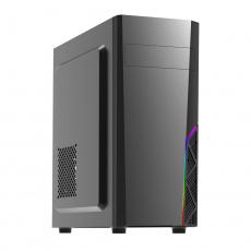 case Zalman miditower T8, mATX/ATX, bez zdroje, USB3.0, černá