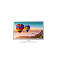 "24"" LG LED 24TN510S - HD ready,DVB-T2/C/S2, bílá"