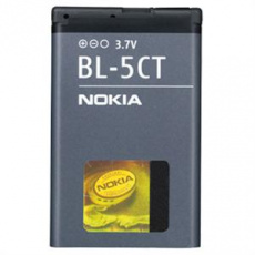 Nokia baterie BL-5CT 1050mAh Li-on - bulk