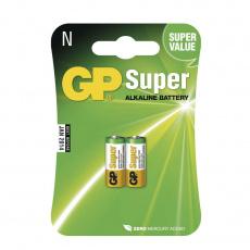 GP 910A, LR1, 2ks, alkalická baterie