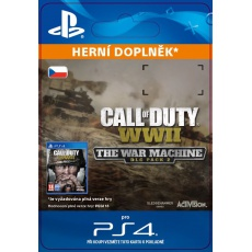 ESD CZ PS4 - Call of Duty®: WWII - The War Machine