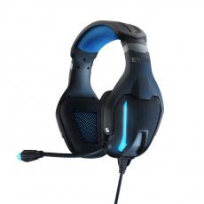 Energy Sistem ESG 5 Shock herní sluchátka s mikrofonem, ovládání hlasitosti, mikrofonu a vibrací, le