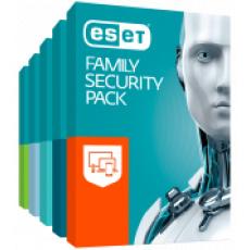 ESET Family Security Pack, 1 rok, 3 unit(s)