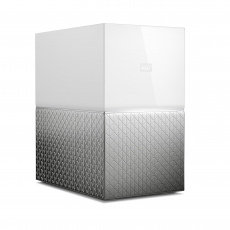 "NAS 3.5"" WD My Cloud Home Duo 4TB LAN"