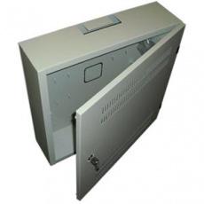 """Datacom 19"""" rozvaděč 4U+2U/150mm plech.dveře"""
