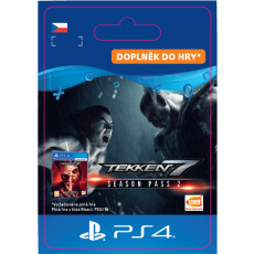 ESD CZ PS4 - TEKKEN 7 - Season Pass 2