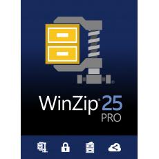 WinZip 25 Pro ML DVD