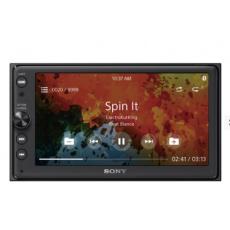 "Sony přehrávač do auta XAV-AX100C2 s 6,4"", BT"