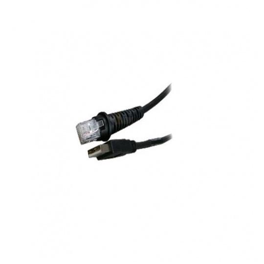 Honeywell USB kabel pro MS7600,MS7320 černý