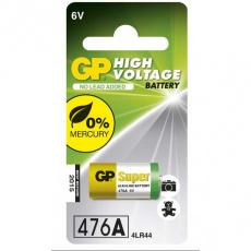 GP 4LR44, 476A, 1ks, alkalická baterie