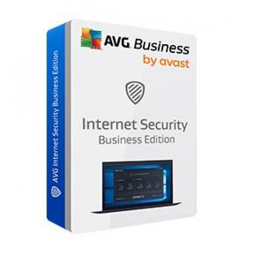 AVG Internet Security Business, 10 lic. /24 m.