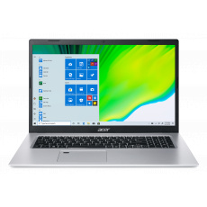 """Acer Aspire 5 - 17,3""""/i5-1135G7/2*4G/512SSD/W10 stříbrný"""