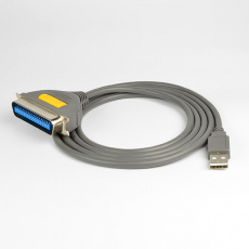 AXAGON ADP-1P36, USB2.0 - paralelní 36-pin Centronics printer adaptér, 1.5m