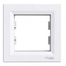 Asfora - Rámeček jednonásobný - bílá