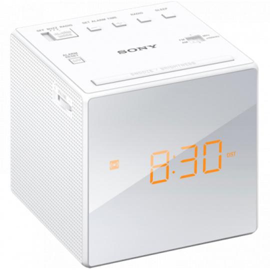 Sony radiobudík ICF-C1, bílý