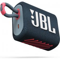 JBL Go 3 - Blue Coral