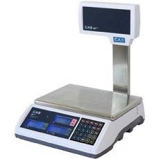 Váha CAS ERPLUS P,LCD na noze,RS232,6/15kg,2/5g