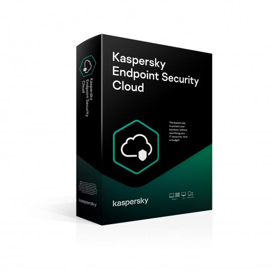 Kaspersky Endpoint Cloud 5-9 Workstation / FileServer; 10-18 Mobile 2 year Přechod