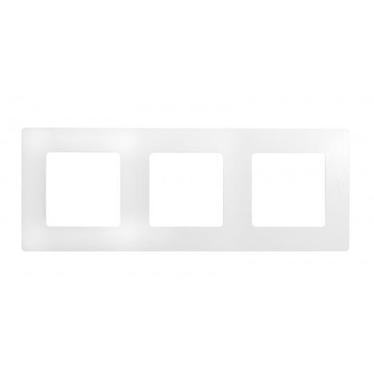 NILOE rámeček 3P bílá