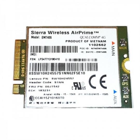 Lenovo ThinkPad EM7455 4G LTE