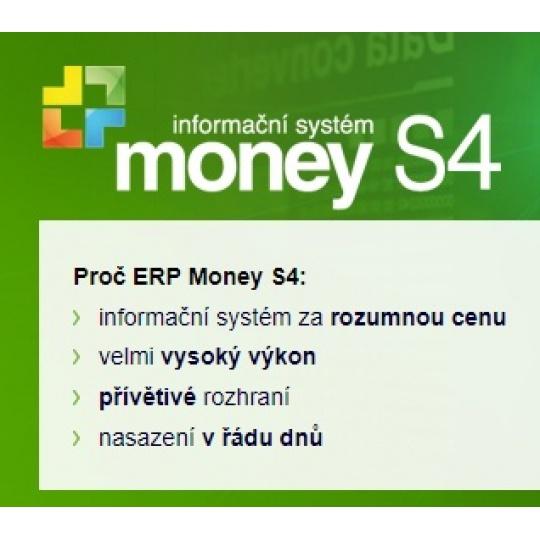 Money S4 - Expedice