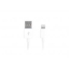 Natec certifikovaný MFI kabel Lightning pro Iphone 1,5m bílý