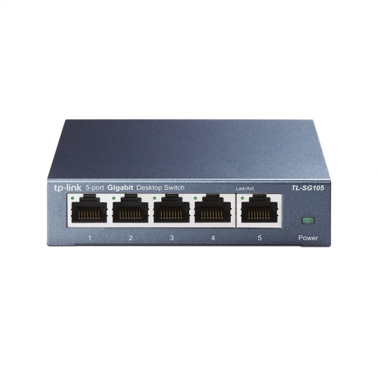 TP-Link TL-SG105 5x Gigabit Desktop Switch