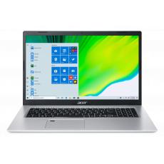 """Acer Aspire 5 - 17,3""""/i3-1115G4/2*4G/256SSD/W10P stříbrný"""