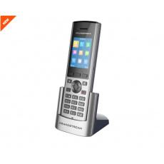 "Grandstream DP730 IP tel., 2,4"" bar. displ., 2SIP úč., video, BT, Micro USB, HAC, Push-to-talk"