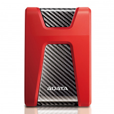 "ADATA HD650 2TB External 2.5"" HDD Red 3.1"